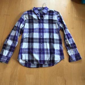Express Fitted Button Down Shirt, dress shirt